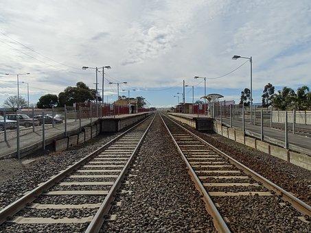 Donnybrook Railway Station, Platform, Track, Railway