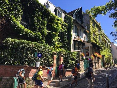 Montmartre, Paris, Tourism, France, Europe, Travel