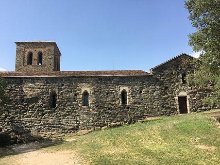 Monastery, Catalonia, Construction, Barcelona, Spain