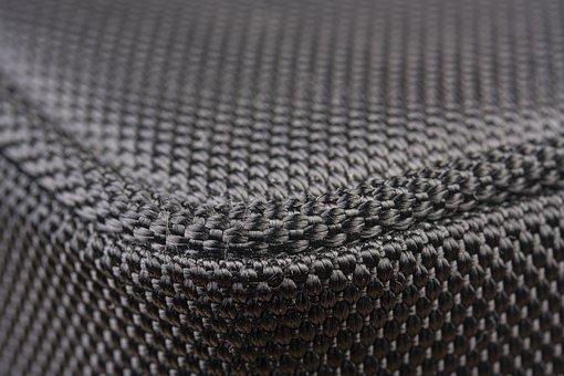 Black, Fabric, Design, Beautiful, Photography, Photo