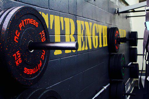 Gym, Weights, Strength
