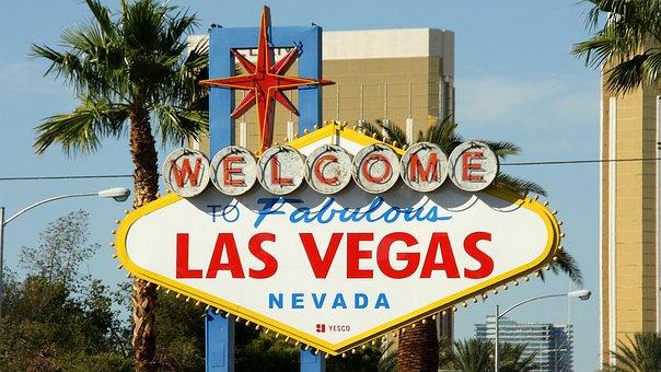 Usa, Las Vegas, Nevada, America, Casino, Gambling