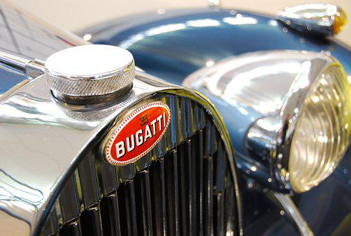 Bugatti, Oldtimer, Classic, Vehicle, Old, Nobel Krusty