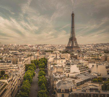Paris, Eiffel Tower, Eiffel, Paris Tower, City
