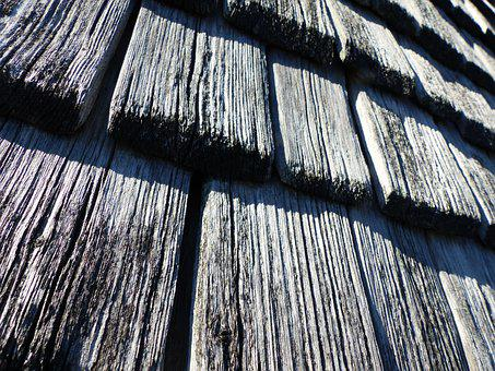 Tavaillon, Roofing, Tile, Wood, Tile Wood, Cooler, Roof