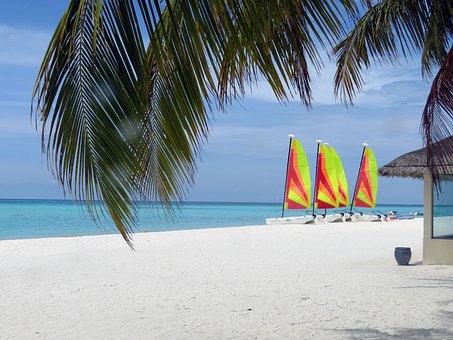 Island, Summer, Beach, Travel, Vacation, Tropical