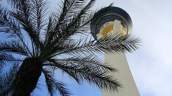 Las Vegas, Usa, Nevada, United States, Skyscrapers