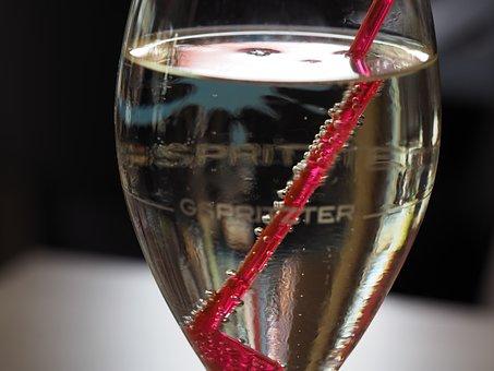 Wine, Wine Glass, Carbonic Acid, Refreshment