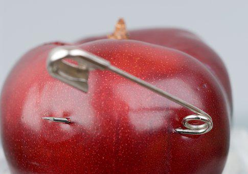 Apple, Security, Safety Pin