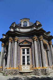 Castle, New, Hermitage, Bayreuth, New Castle
