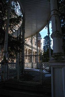 Vienna, Lainzer Tiergarten, Hermes Villa, Lainz