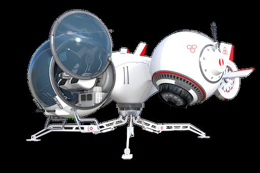 Raumgleiter, Spaceship, Oblivan, Future, Aircraft