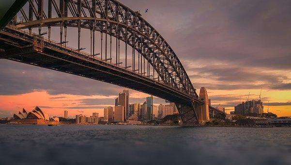 Sydney, Australia, Bridge, Theatre, Theatre In Sydney