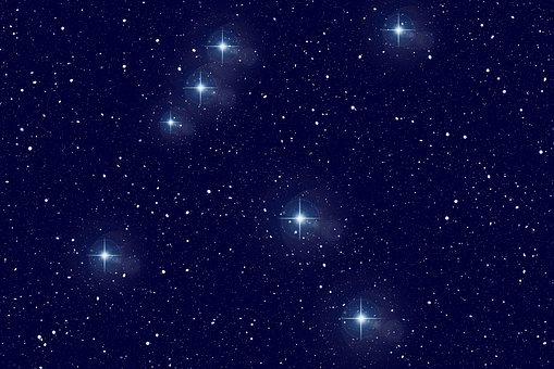 Star, Constellation, Universe, Adler, Sun, Space, All