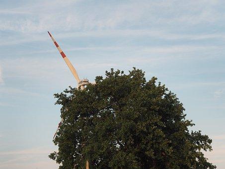 Pinwheel, Wind Energy, Wind Power, Windräder, Energy