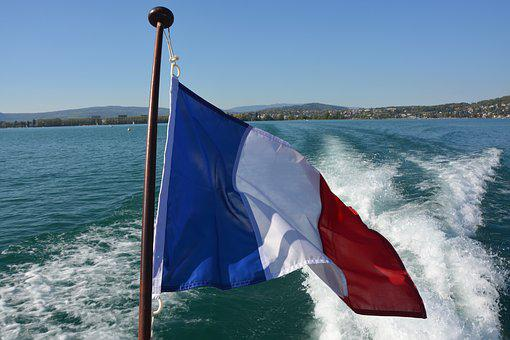 Flag, French, France, Colors, Blue, White, Red, Nation