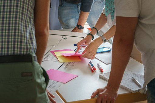 Idea, Brainstorming, Teamwork, Meeting, Thoughts