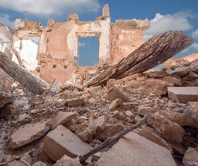 War, Syria, Civil War, Devastation, Devastated, Ruins