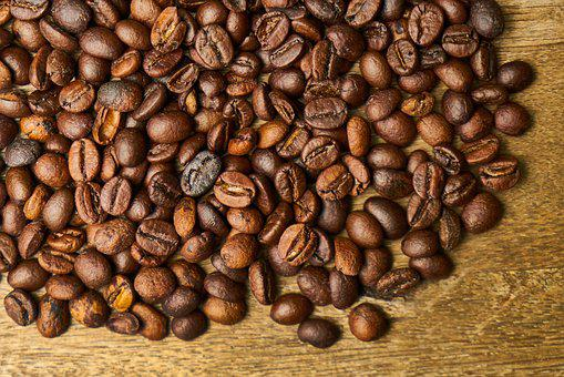Coffee, Core, Seed, Photo, Food, Background