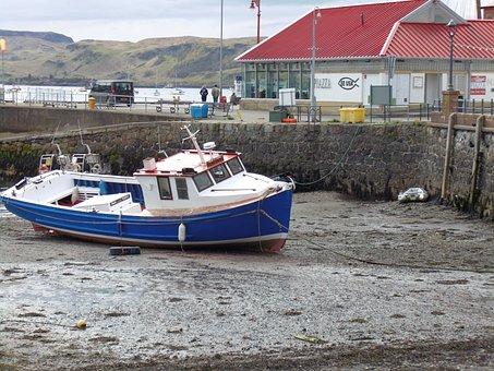 Scotland, Boat, Scottish, Uk, Water, Britain, Travel