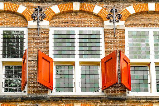 Home, House, Facade, Traditional, Brick, Netherlands