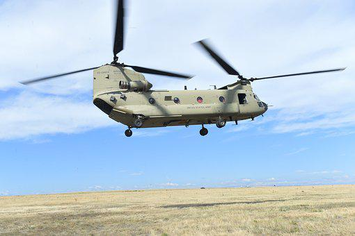 Ch-47 Chinook, Us Army, Army Aviation, Helicopters