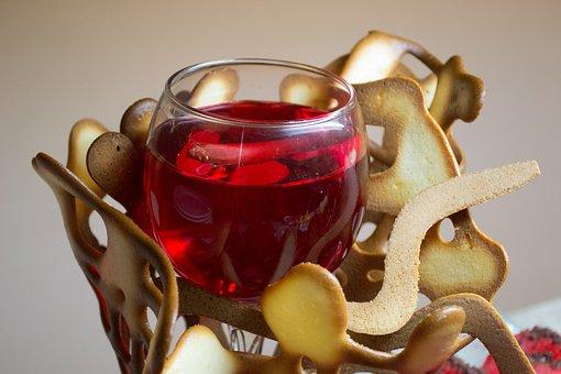 Wine, Wine Glass, Buffet, Glass, Gala, Cocktail