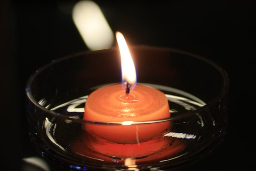 Candle, Hope, Fire