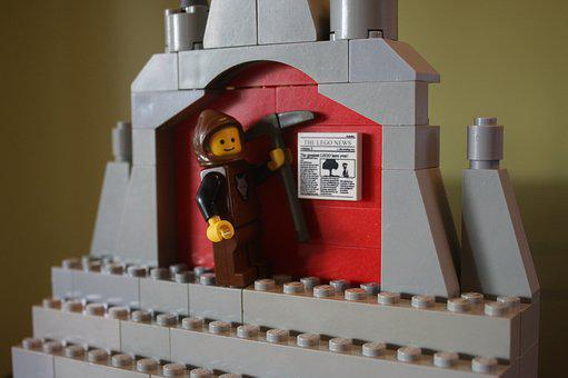 Lego, Martin Luther, Reformation, Lutheranism, Luther