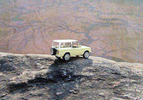Car, Map, Travel, Journey, Destination, Navigation