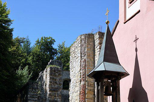 Maria, Chapel, Mühlheim, Danube, Summer, Construction
