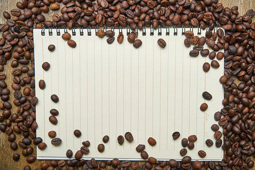 Notebook, Core, Coffee, Photo, Food, Background