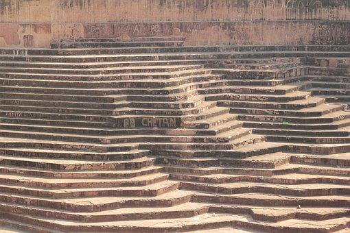 Steps, Pattern, Lines
