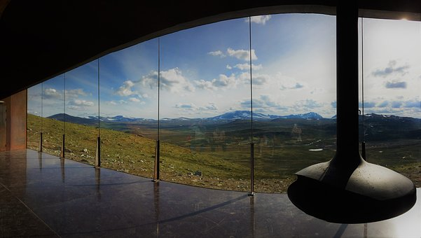 View, Norway, Scandinavia, Mountain, Scenic, Nordic