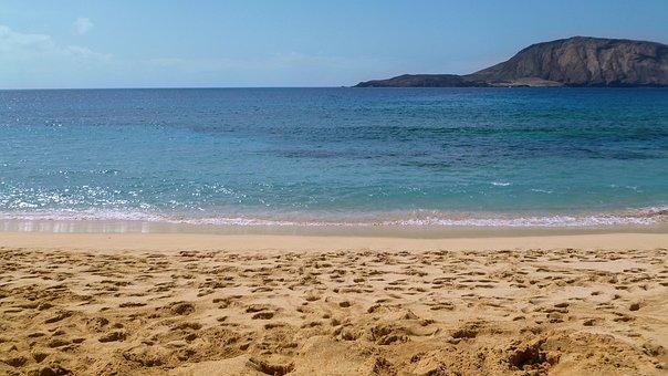 Sea, Beach, Nature, Rocks, Heaven, Landscape, Sky