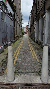 Dundee, Scotland, Candle Street