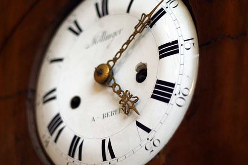 Clock, Tips, Old, Historic, Analog, Dial, White, Digits