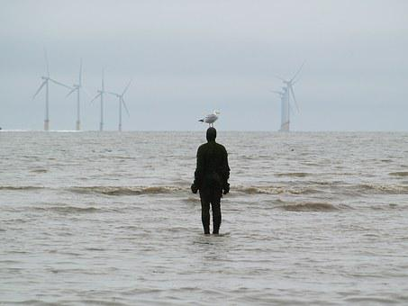Crosby, Another Place, Gormley, Anthony, Merseyside