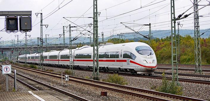 Deutsche Bahn, Ice, High-speed Rail Line