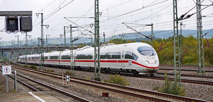 Deutsche Bahn, Ice, High-speed Rail Line