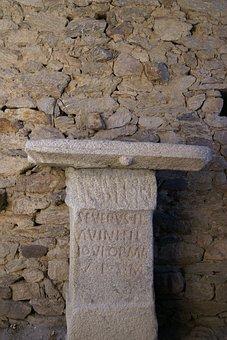 Ara, Roman, Stone, Carving, Acient