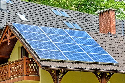 Solar Panels, Heating, Renewable Energy, Ecology