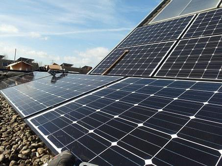 Solar Panels, Energy, Durable, Save, Sun, Arouse