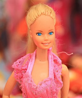 Barbie, Barbara Millicent Roberts, Doll, Blonde, Toys