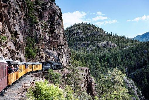 Train, Railway, Seemed, Zugfahrt, Steam Locomotive
