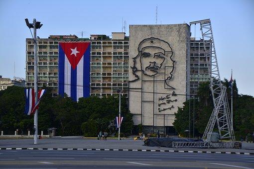 Cuba, Havana, Architecture, Old, City, Habana, Travel