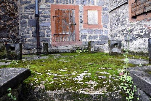 Ruin, Masonry, Castle