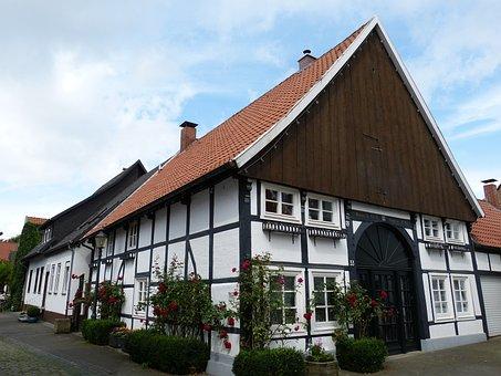 Rheda-wiedenbrück, North Rhine Westphalia, Rheda