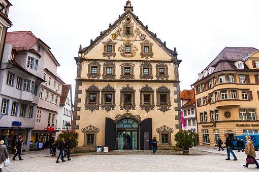 Ravensburg, Tourist Information, Historically, Old Town