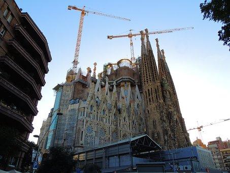 Barcelona, Spain, Catalonia, Europe, Travel